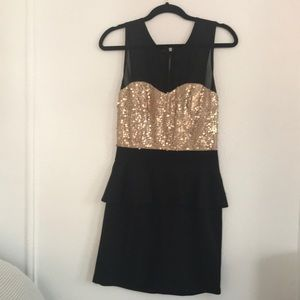 Girls night out little black dress 💃🏽